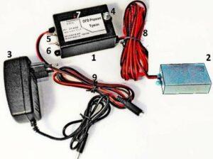 Контроллер туманообразования для теплиц «ОГО-Родник-Туман 220-Н»