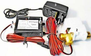 Контроллер туманообразования для теплиц «ОГО-Родник-Туман 220»